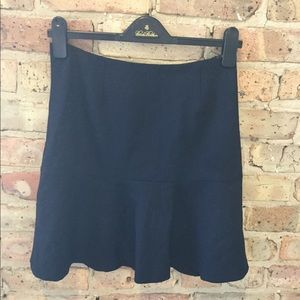 Brooks Brothers navy skirt - excellent condition